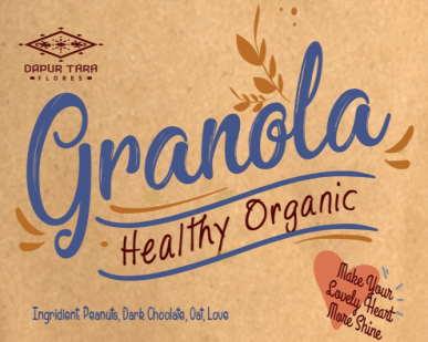 flores-granola-mix-dapur-tara-flores-restaurant-labuan-bajo