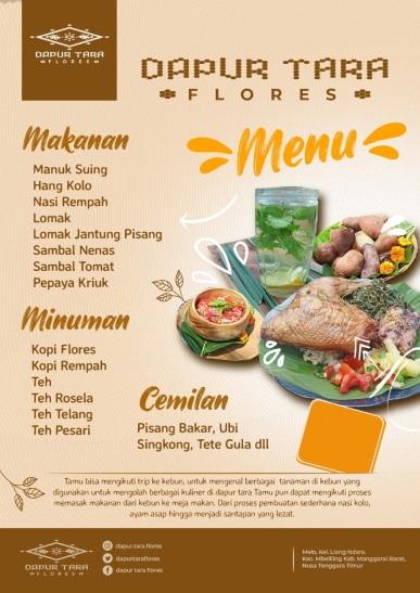 lunch-menu-dapur-tara-flores-restaurant-labuan-bajo