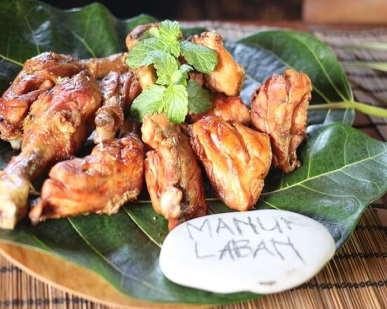smoked-chicken-dapur-tara-flores-restaurant-labuan-bajo